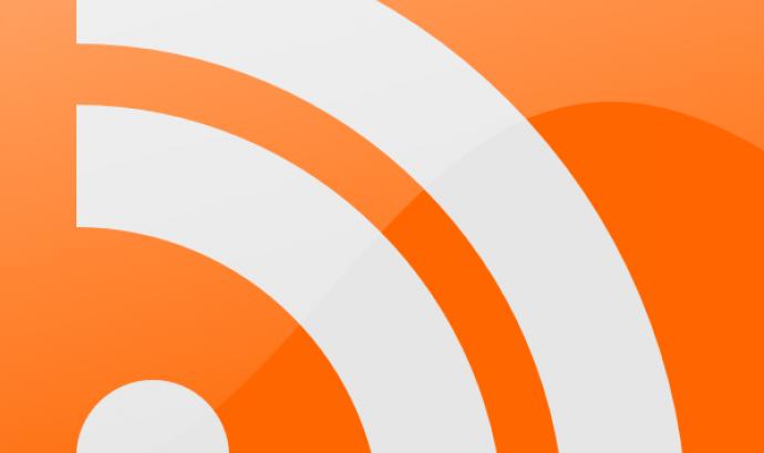 Símbol del RSS