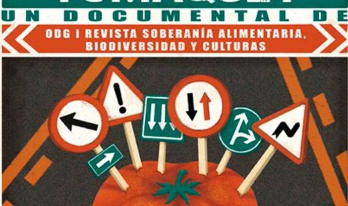 Documental sobre La ruta del tomàquet. Font: ODG Font: