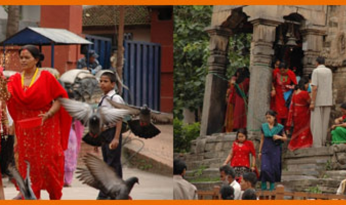 Rutes Setem: Nepal