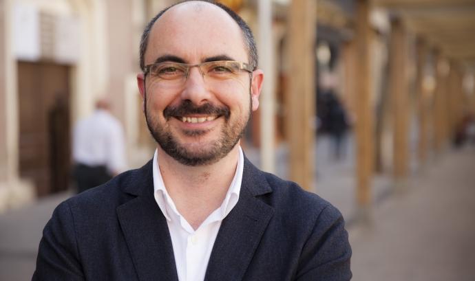 Salvador Casals, president de la Federació d'Ateneus de Catalunya.