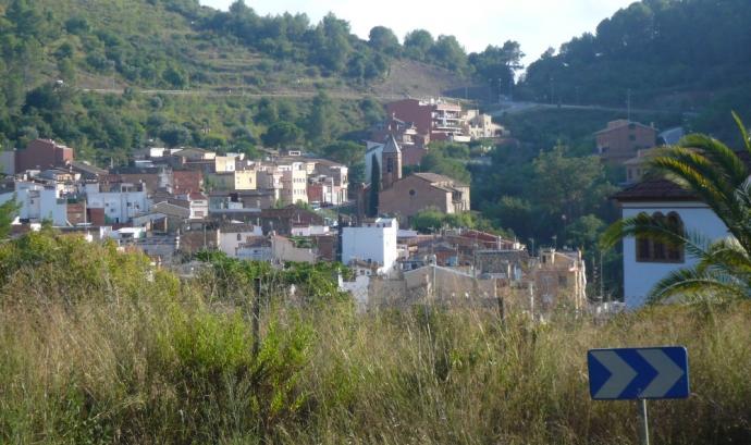 El projecte es duu a terme a Sant Climent de Llobregat Font: Pere prlpz