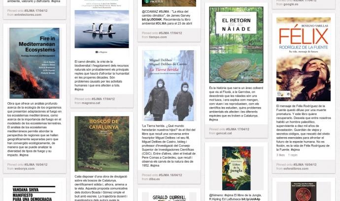 Recomanacions de temàtica ambiental per a Sant Jordi Font: