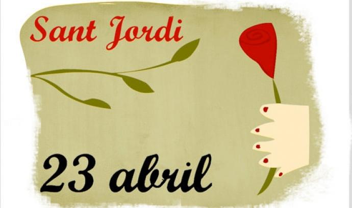 Sant Jordi. Font www.lavanguardia.com Font: