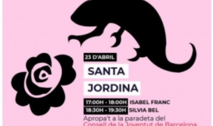 Cartell de Santa Jordina 2018