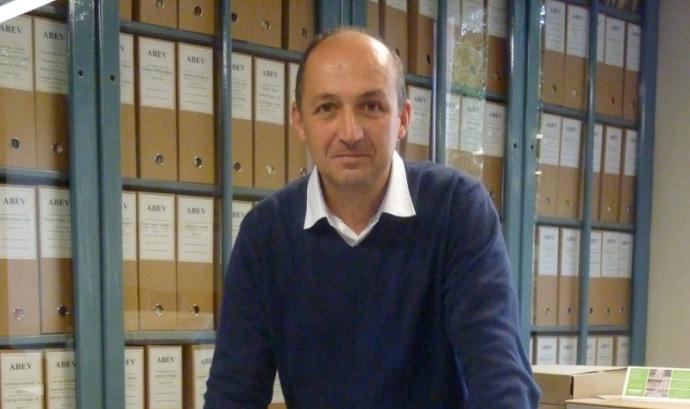 El Santi és també professor de la Universitat de Vic - Universitat Central de Catalunya (UVic-UCC) Font: XPR