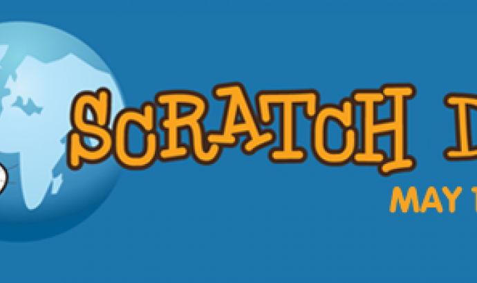 Scratch Day - 17/05/2014 Font: