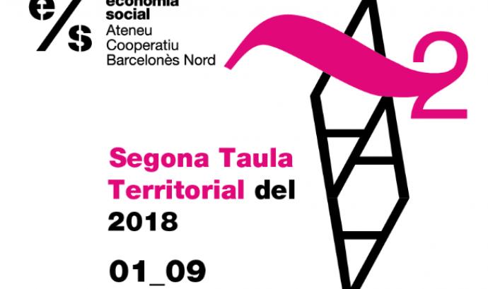 Segona Taula Territorial de l'Economia Solidària del Barcelonès Nord 2018