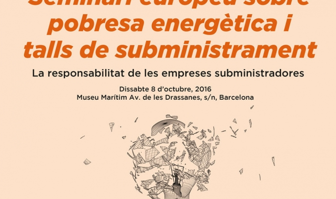 El seminari tindrà lloc el dissabte 8 d'octubre a Barcelona. Font. APE