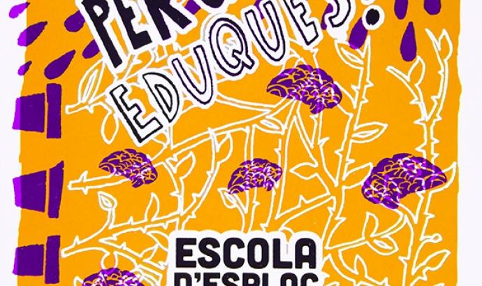 Escola d'Esplac 2018: I tu per què eduques? Font: Esplac
