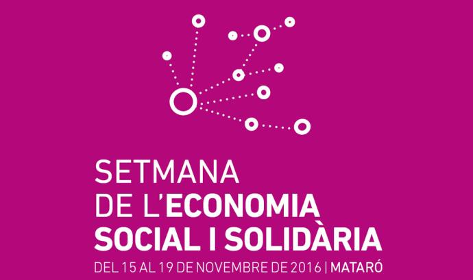 Setmana de l'economia social i solidària de Mataró