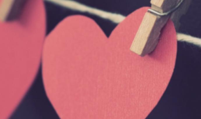El cor és el símbol de la jornada de GICOR. Font: Pexels