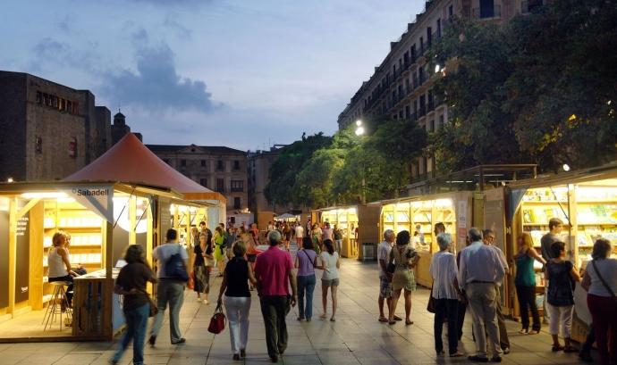 Imatge de Setmana del Llibre en Català el 2012