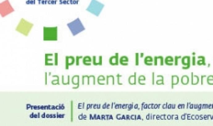 Debat 'Catalunya Social': El preu de l'energia, factor clau en l'augment de la pobresa energètica