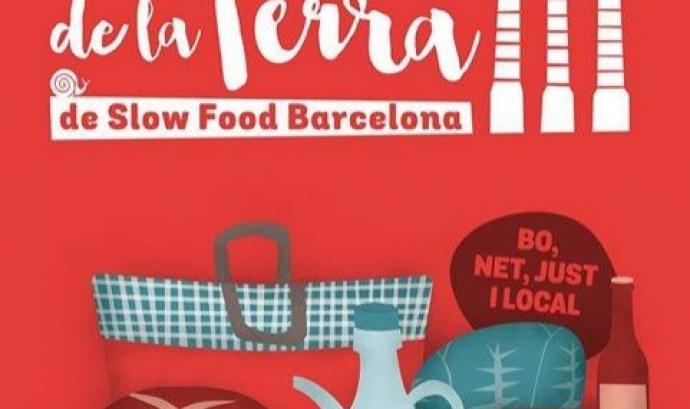 Slow food celebra el mercat de la Terra el dia 24 de desembre a Barcelona (imatge:slowfoodbcn.cat)