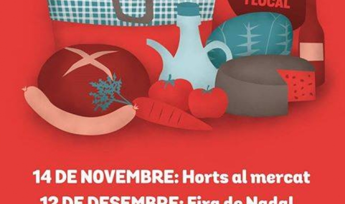 Slow food celebra el mercat de la Terra el dia 12 de desembre a Barcelona (imatge:slowfoodbcn.cat)