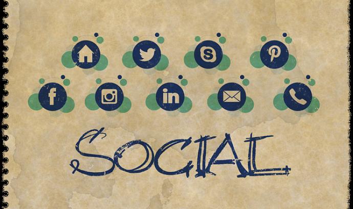 Social media. Font: geralt (Pixabay) Font: