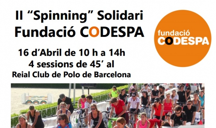 Imatge de l'esdeveniment. Font: Fundació CODESPA