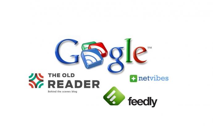 Logos de lectors d'RSS Font: