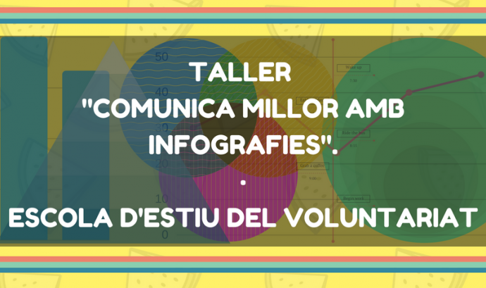 Taller «Comunica millor amb infografies»!
