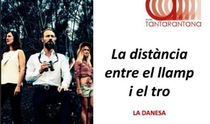 La distància entre el llamp i el tro (imatge:tantarantana.com)