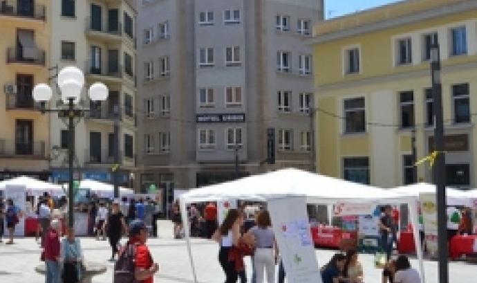 El TAST se celebrarà a la Plaça Corsini de Tarragona.