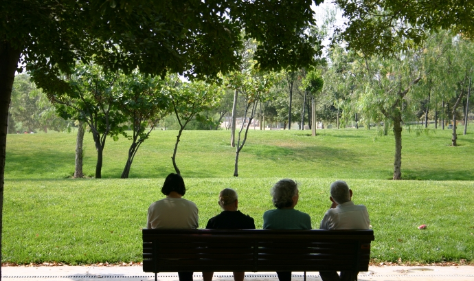 'Escolteu-me! L'Atenció Centrada en la Persona en el suport al procés d'envelliment' Font: Wikipedia