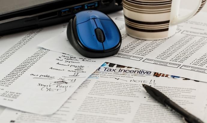 Curs 'Les obligacions fiscals de les entitats'. Font: Pixabay