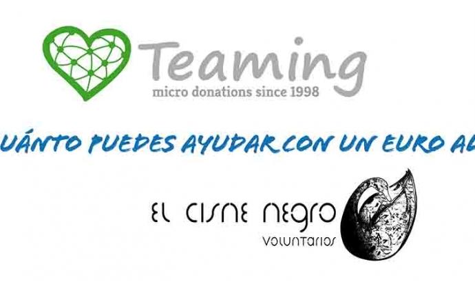 Teaming El Cisne Negro Voluntarios