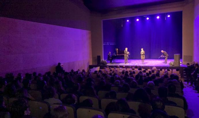 El Teatre del Centre reobre portes, dotze anys després de l'inici de les obres (Foto: Departament de Cultura) Font: Departament de Cultura