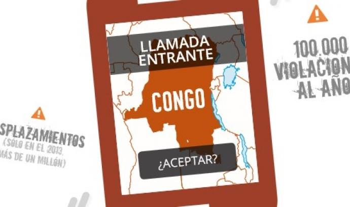 Campanya «Tecnologia lliure de conflicte!» Font: