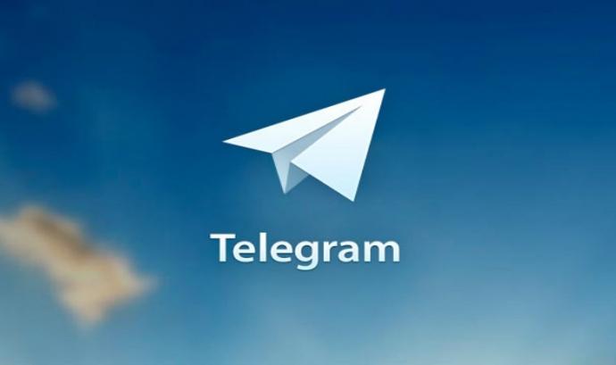 Telegram ja parla en català! Font: