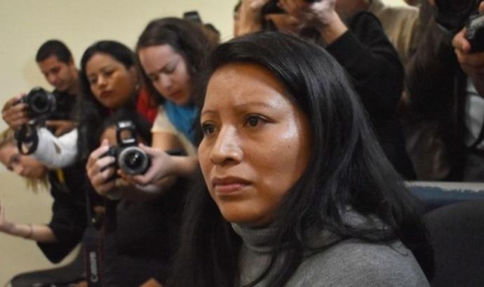 Ha passat deu anys tancada per un avortament involuntari