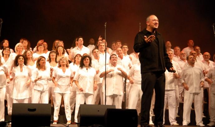 TGV CHOIR. Font: The Gospel Viu Choir