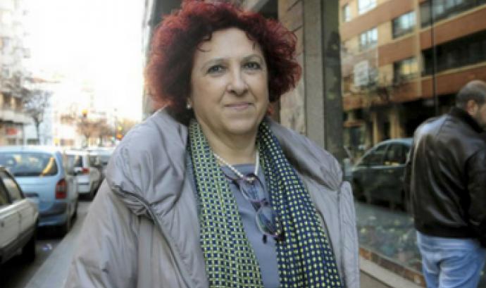 La directora de l'Institut Català Internacional per la Pau, Tica Font