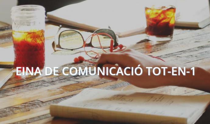 Timtul, l'eina de comunicació multifunció! Font: