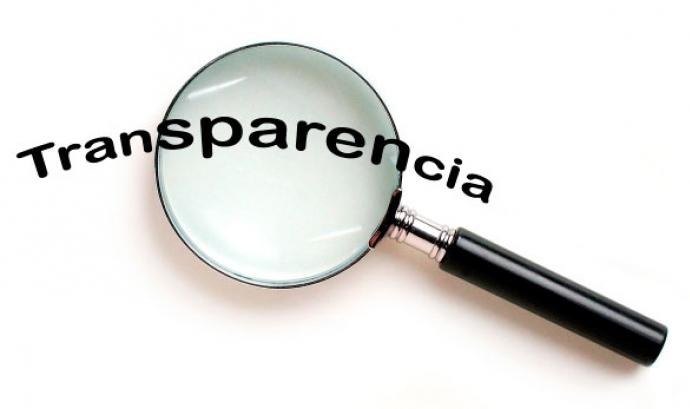 Transparència a les ONG Font: