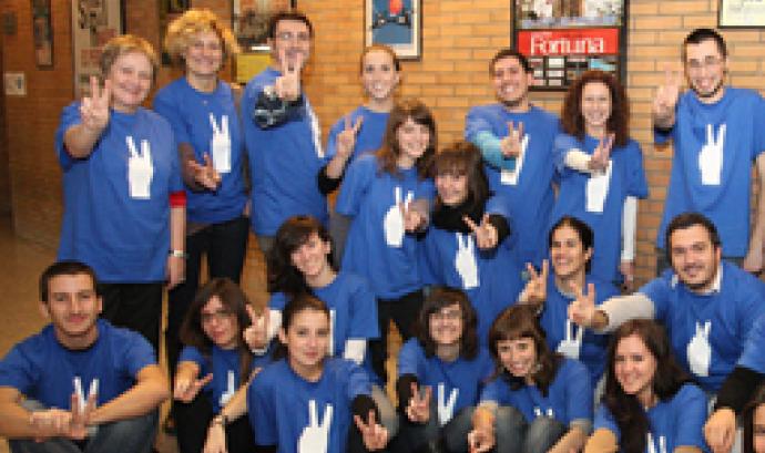 Voluntaris UdG/ Font: UdG