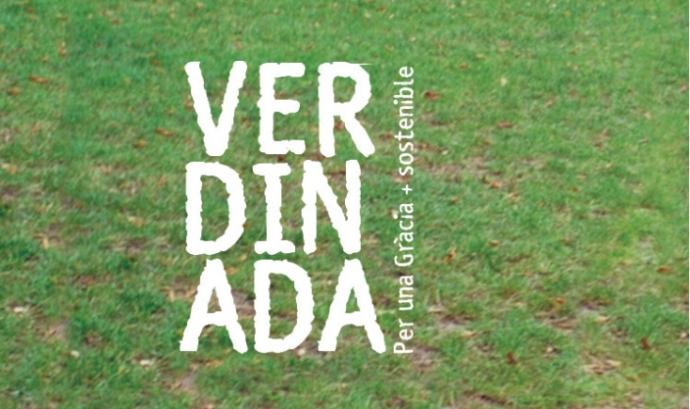 Gràcia celebra la seva desena Verdinada (imatge: lluisosdegracia.cat) Font:
