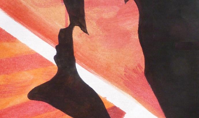 Fragment de la il·lustració per a l'esdeveniment