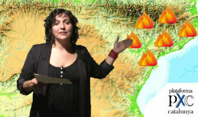 Imatge d'un vídeo de la campanya Mistos Electorals Font: