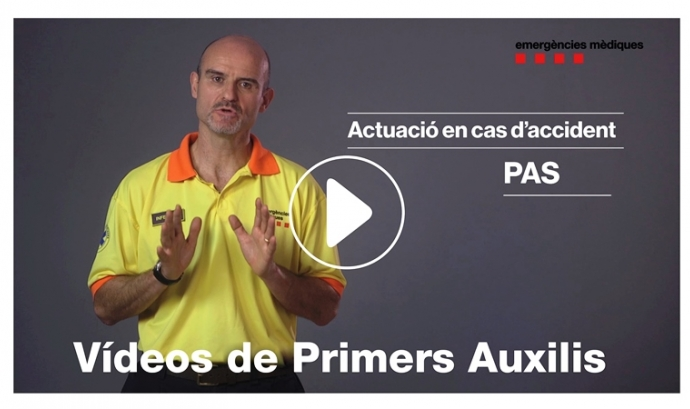 Video primers auxilis