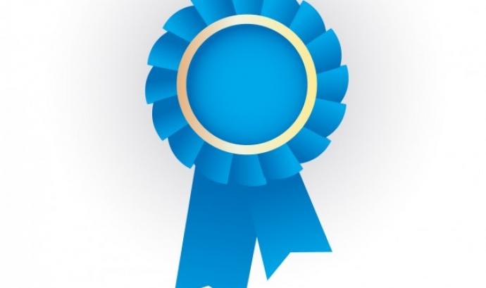 Medalla reconeixement de premi. Font:image.feepik.com Font: