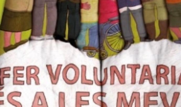 Sant Cugat celebra el Dia Internacional del Voluntariat. Foto: OV Sant Cugat