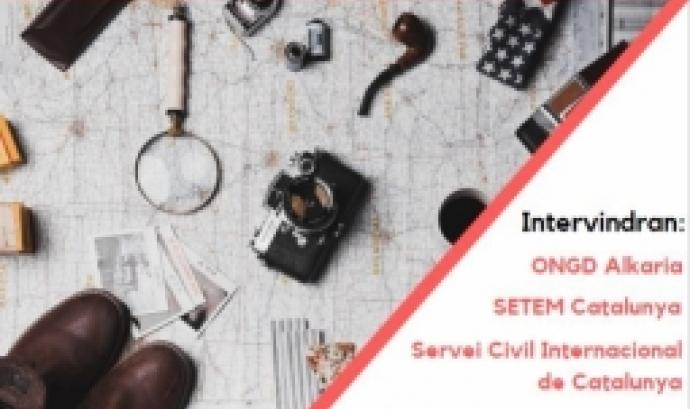 Xerrada informativa: 'Vols viatjar al sud en clau de solidaritat?'