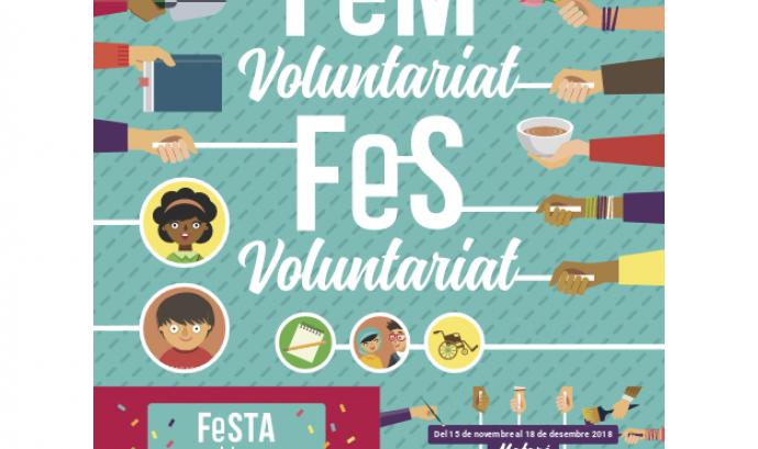 Campanya voluntariat Mataró