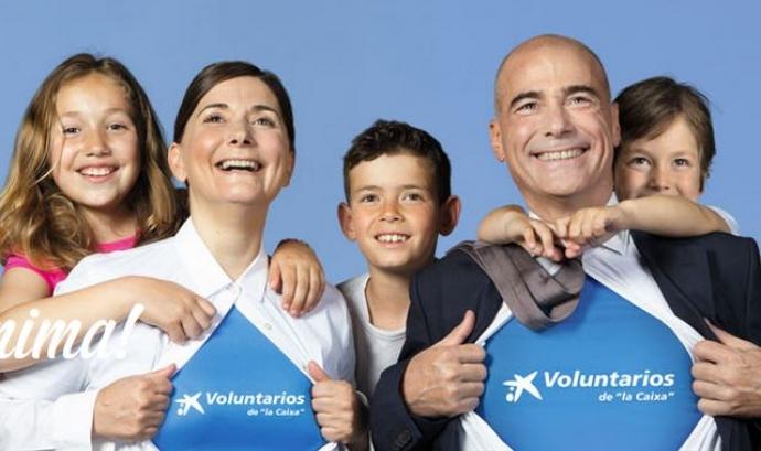 Dia del Voluntariat de la Caixa
