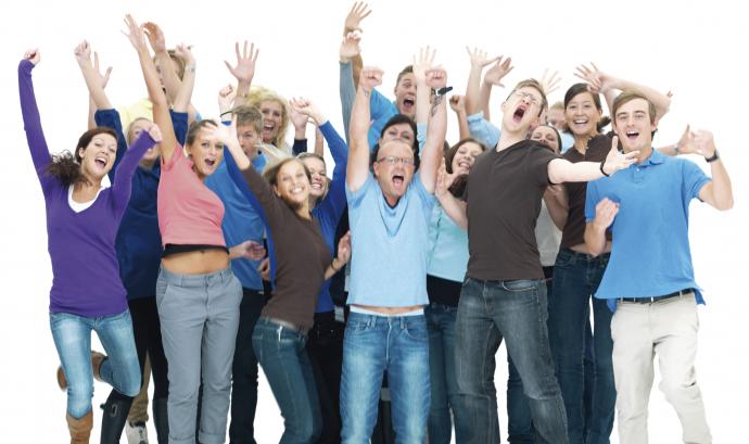 5 propostes per viure el voluntariat per a joves de 16 a 18 anys Font: