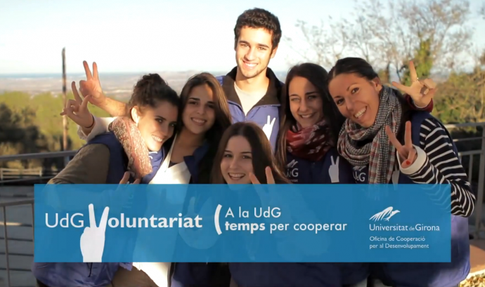 Voluntaris UdG 2015 Font:
