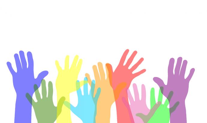 Curs d'Iniciació al Voluntariat. Font: Pixabay