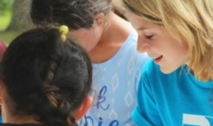L'objectiu és informar sobre els voluntariats de l'entitat. Font: Unsplash.